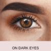 caramel brown dark 2   Elegant Optic