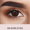 chestnut brown dark 2   Elegant Optic