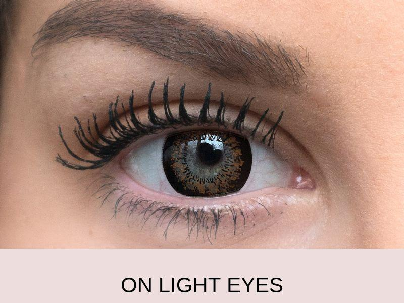chestnut brown light 3   Elegant Optic