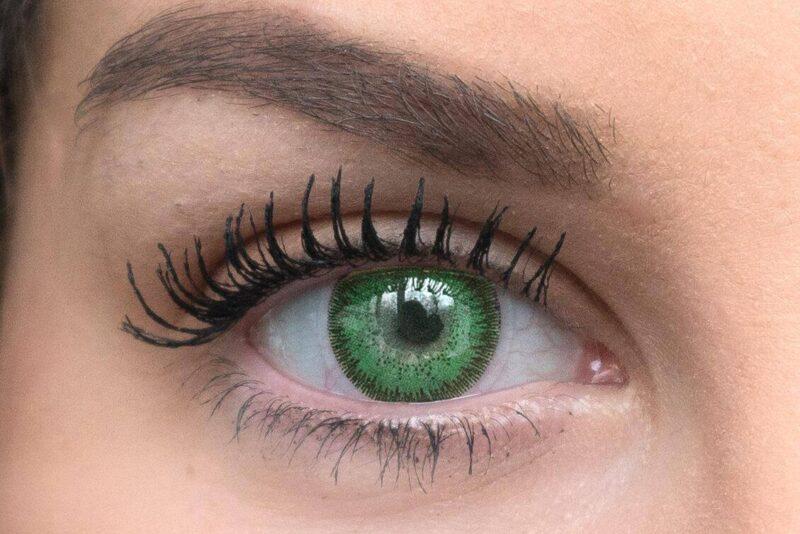emerald green colored contacts light 1 e1603451002878   Elegant Optic