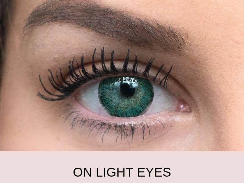 forest green light 3   Elegant Optic