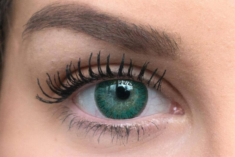 forrest green colored contacts light 1 e1603451235764   Elegant Optic