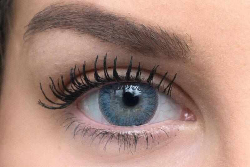 sapphire blue colored contacts light 1 e1603451199414 | Elegant Optic