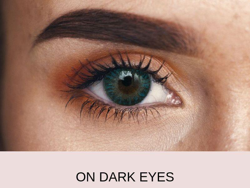 turquoise dream dark 2 | Elegant Optic