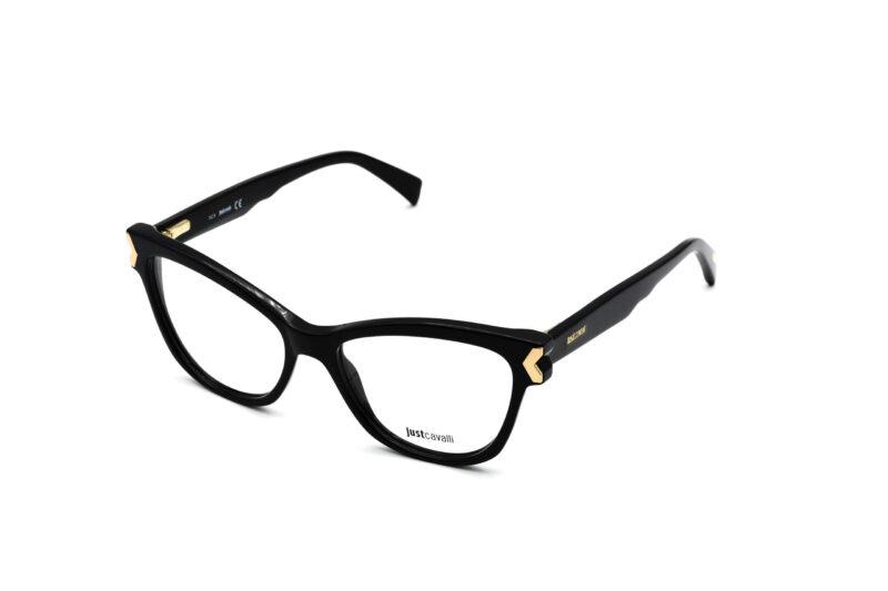 JUST CAVALLI JC0807 001 POZA1 | Elegant Optic